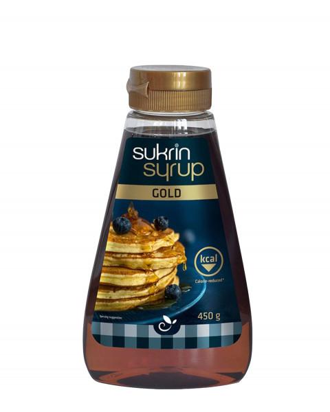 Sukrin Syrup Gold Flasche 450g