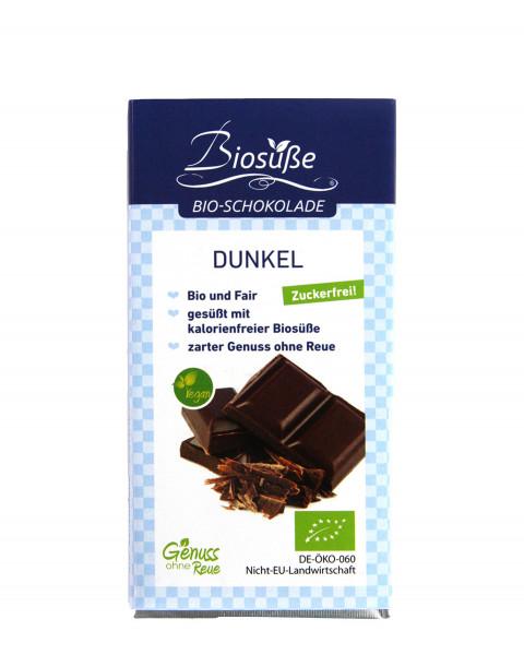 Biosüße Bio-Schokolade Dunkel 40g