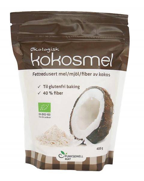 Sukrin Bio-Kokosmehl (entölt) Bag 400g