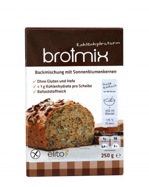 Sukrin Brotmix mit Sonnenblumenkernen 250g