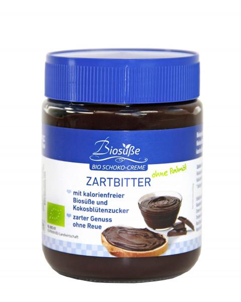 Biosüße Bio-Schoko-Creme Zartbitter 250g