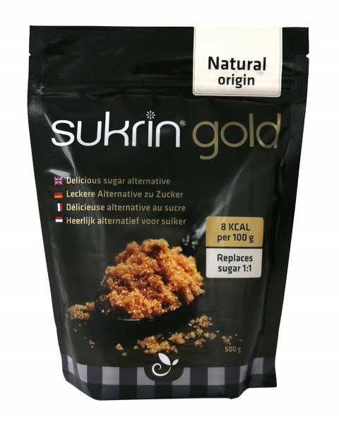 Sukrin Gold Erythrit & Stevia Bag 500g