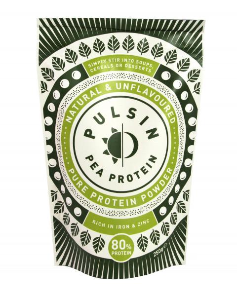 Pulsin Erbsen Protein Bag 250g