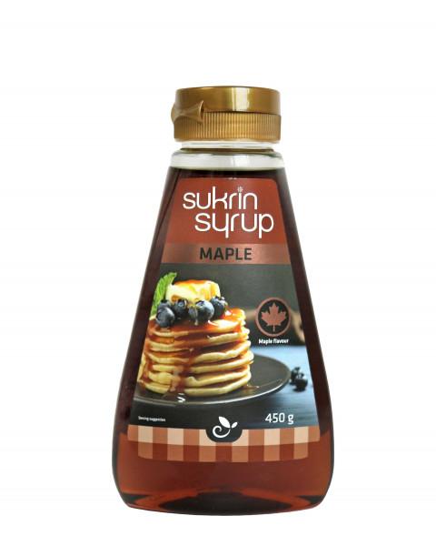 Sukrin Syrup Maple Flasche 450g
